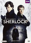 Sherlock s3 poster