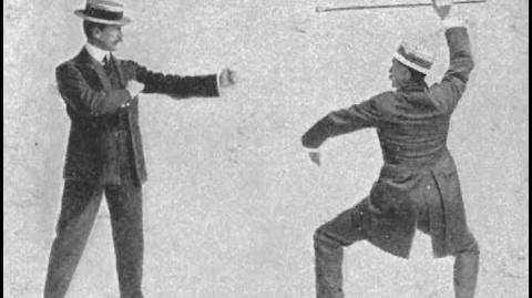 Bartitsu the Gentlemanly Art of Self Defence