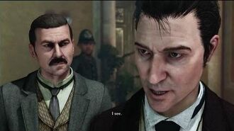 Sherlock Holmes Crimes & Punishment - Art of Interrogation