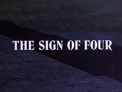 SHG title card The Sign of Four