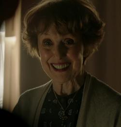 Mrs Hudson The Empty Hearse