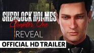 Sherlock Holmes Chapter One - Exclusive Reveal Trailer
