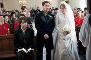 Watson's wedding