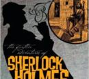 Sherlock Holmes and the Man from Hell