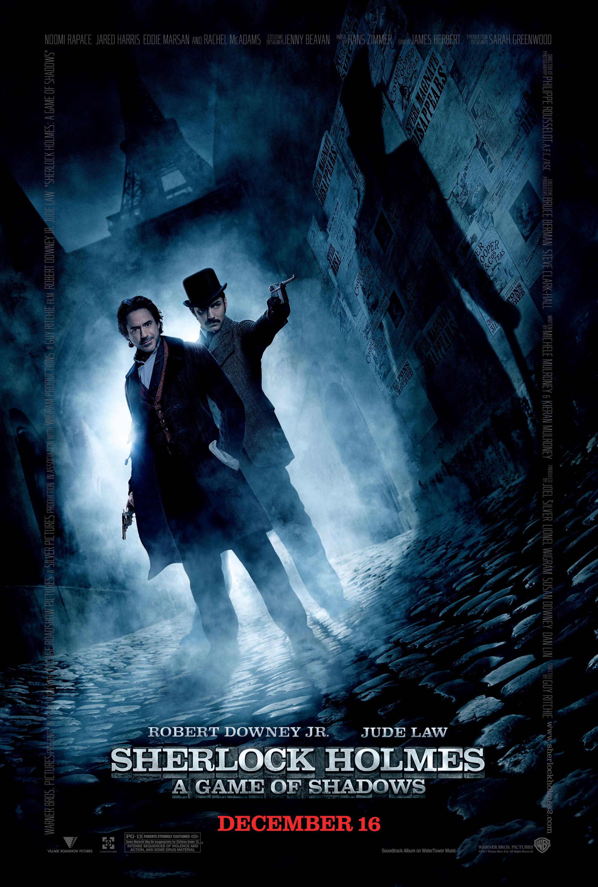 Sherlock Holmes: A Game of Shadows | Baker Street Wiki