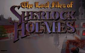 The Lost Files of Sherlock Holmes