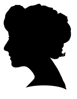 Silhouette-female