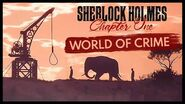 World of Crime Sherlock Holmes Chapter One