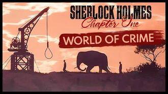 World of Crime Sherlock Holmes Chapter One
