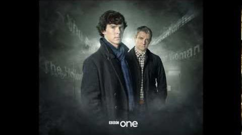 SHERLOCK - 09 Library Books (Series 1 Soundtrack)