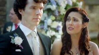 Sherlock S03E02 The Sign of Three - Part 1
