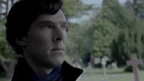 SHERLOCK S3E1- THE EMPTY HEARSE TRAILER