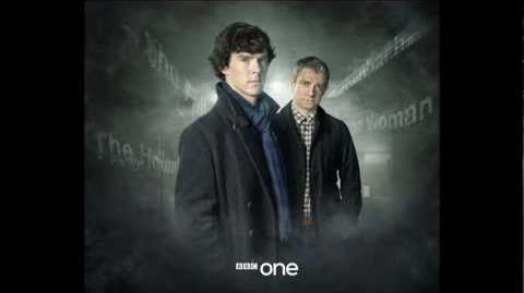 SHERLOCK - 14 Sandbag (Series 1 Soundtrack)