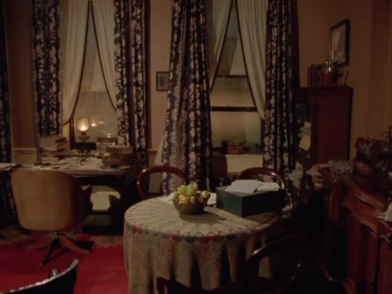 221B Baker Street (Granada) Windows And Furniture