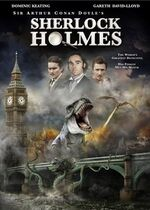 Sherlock holmes by asylum film poster