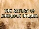 The Return of Sherlock Holmes (1987 film)