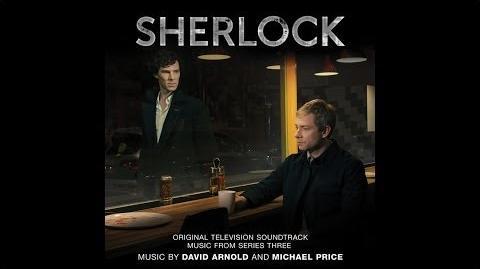 Sherlock — Vanishing Underground
