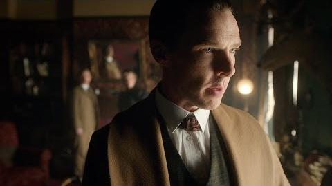 NEW TRAILER The Sherlock Special