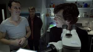 Is moriarty gay