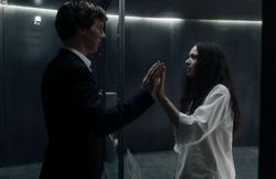 Sherlock meets Eurus