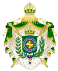 Coat of Arms Brazil Empire