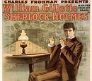 Sherlock Holmes theatrical adaptations