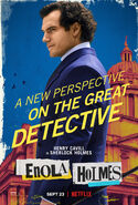 Enola Holmes - A New perspective on the Great Detective