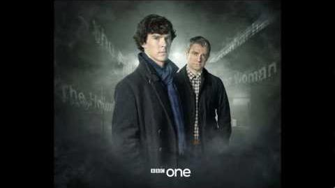SHERLOCK - 16 Back to Work (Series 1 Soundtrack)