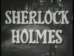 Sherlock holmes 1954