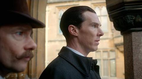 Sherlock The Abominable Bride Trailer 2