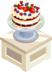 Oven-Celebration Trifle