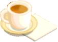 Drink-Espresso plate