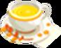 Drink Mixer-Citrine Tea plate