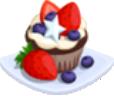 Oven-Celebration Cupcake plate
