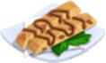 Oven-Biscotti plate