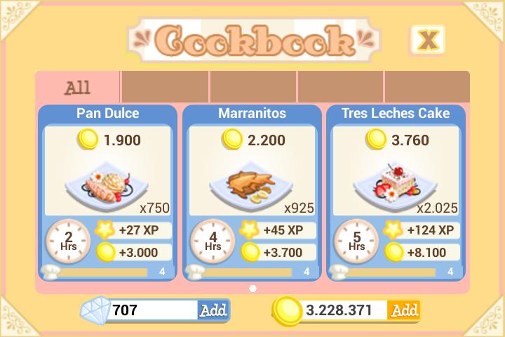 Puebla Oven recipes