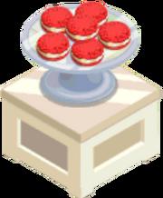 Oven-Red Velvet Cookie