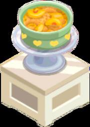 Oven-Peach Cobbler