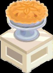 Oven-Apple Pie