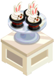 Oven-Magic Trick Cupcakes