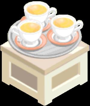 Drink Mixer-Chamomile Tea