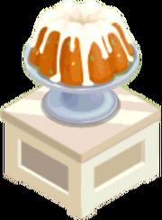 Oven-Fruitcake