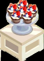 Oven-Celebration Cupcake