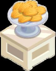 Oven-Madeleines Cookies