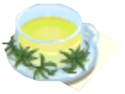Drink Mixer-Oolong Green Tea plate