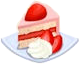 Bakery Oven StrawberryCake
