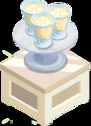 Oven-Tapioca Pudding