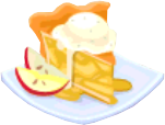 Oven-Apple Pie plate