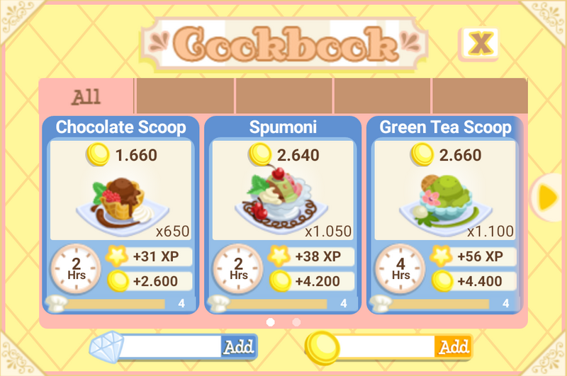 Ice Cream Maker recipes2