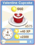 Bakery Oven ValentineCupcake